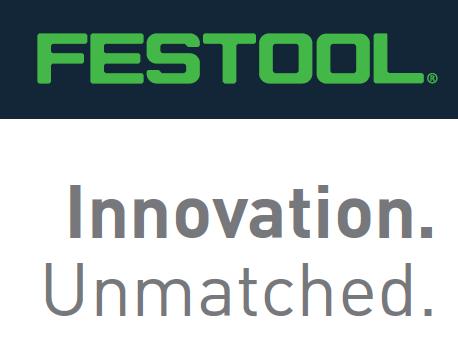 Festool - Innovation. Unmatched.